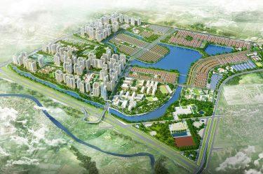 Vincity Gia Lâm - dự án nhà ở của tập đoàn Vingroup tại Gia Lâm