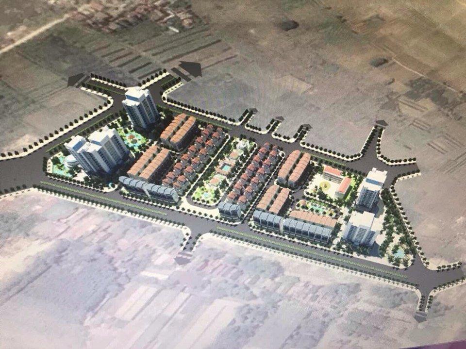 Dự án biệt thự liền kề và nhà phố thương mại FLC Premier Park Đại Mỗ