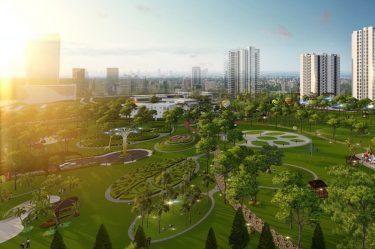 Công viên Thiên Văn Học cạnh dự án Anland Lakeview
