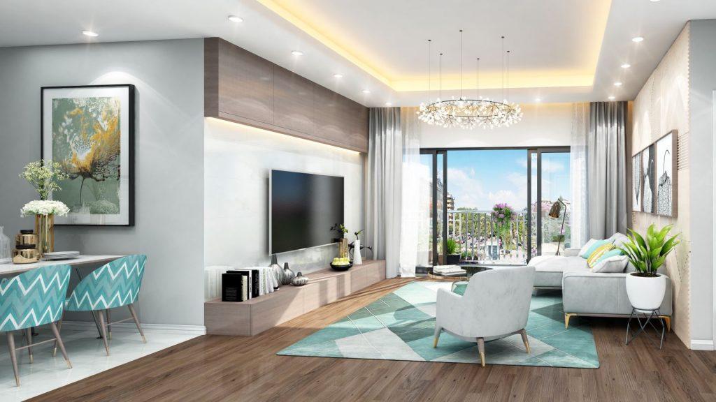 Các căn hộ của Anland Premium đều đón gió và ánh sáng tự nhiên