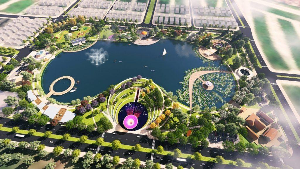 Công viên Thiên văn học – Điểm nhấn đắt giá của Khu đô thị Dương Nội