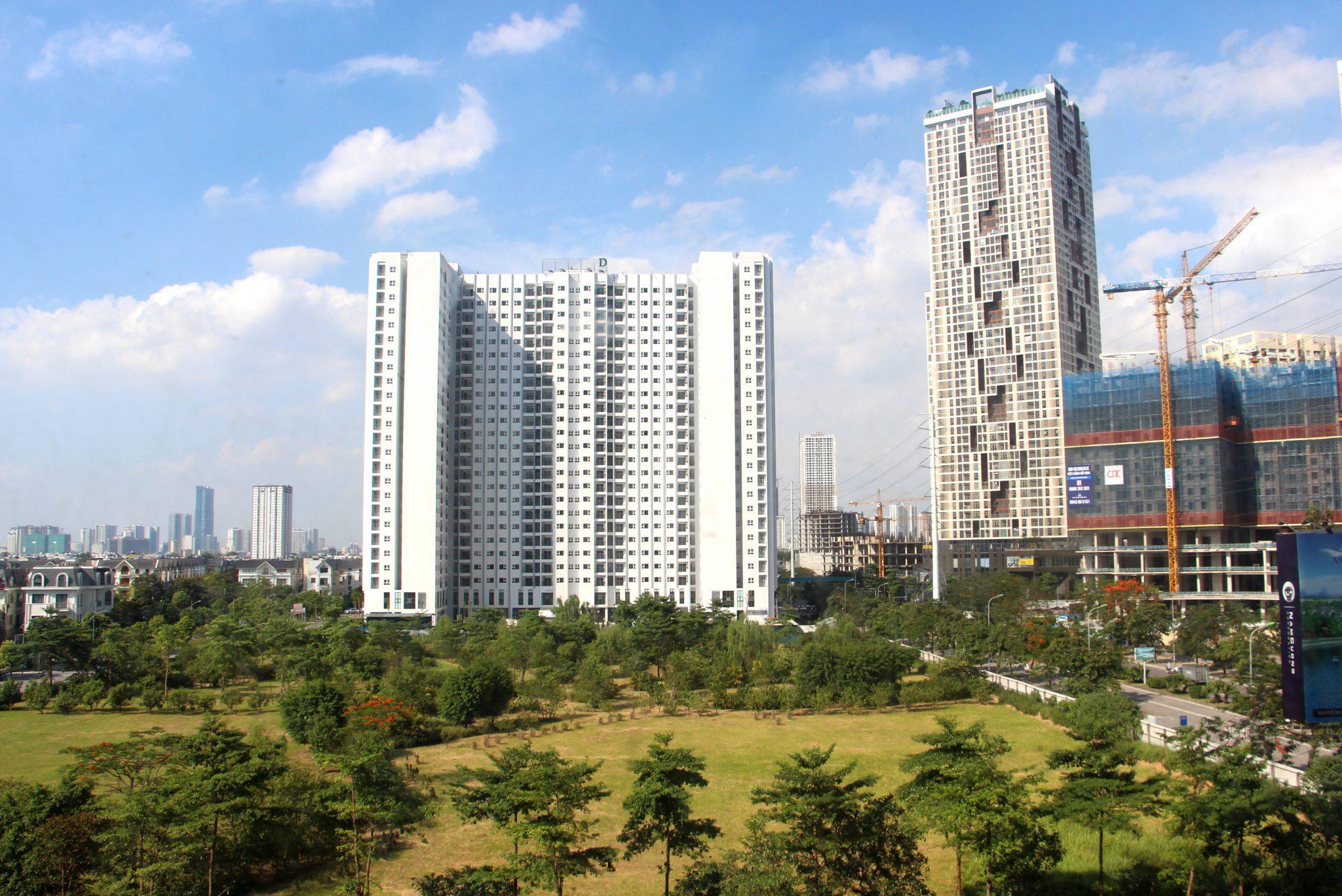 Dự án Anland Premium tại Khu đô thị Dương Nội