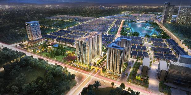 Anland Premium nằm trong khu đô thị sinh thái Dương Nội rộng hơn 200ha