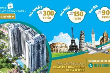 Nam Cường chi 540 triệu tặng quà khách mua căn hộ Anland Premium