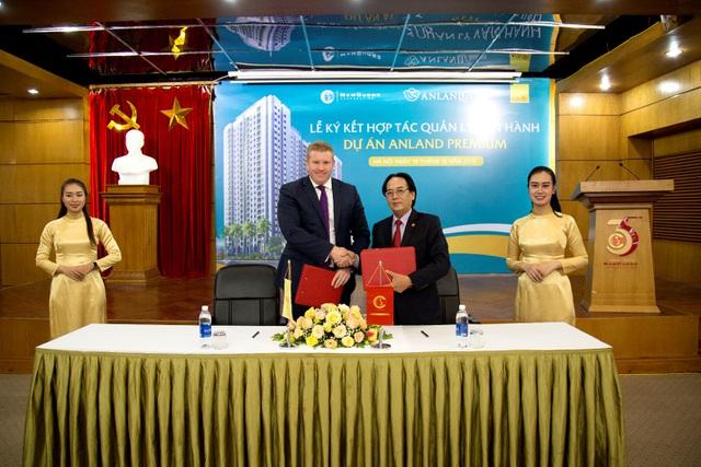 Anland Premium Savills Việt Nam vận hành dự án theo tiêu chuẩn quốc tế