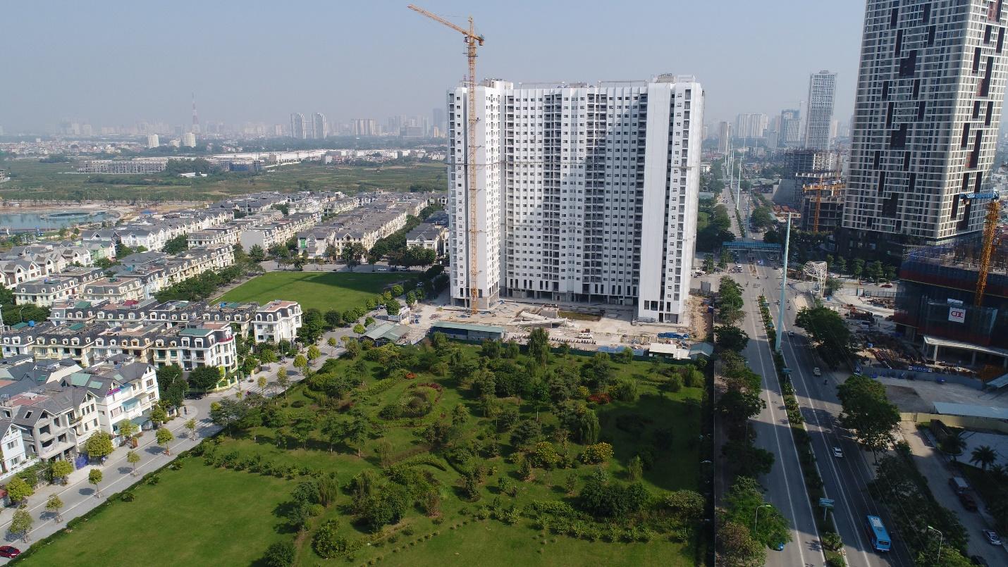 Tiến độ bán hàng của Anland Premium đạt hơn 80% tổng số căn hộ